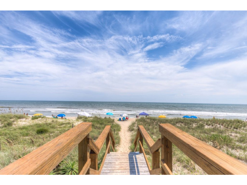 Sea Colony 22b Carolina Beach Condominium Rental