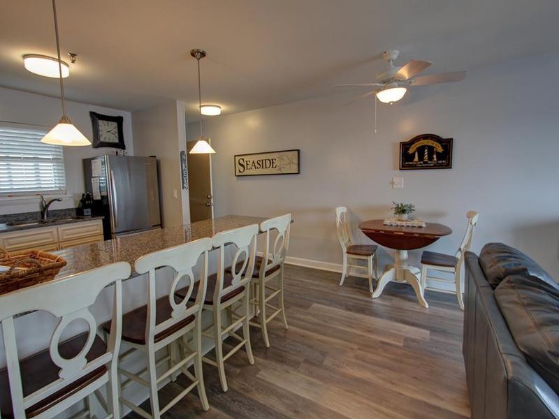 How Sweet It Is North Topsail Beach Condominium Rental