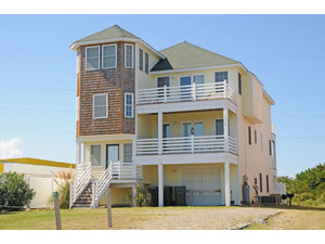 Conch Shell 477 Nags Head House Rental Rentabeachcom - Conch-shell-house