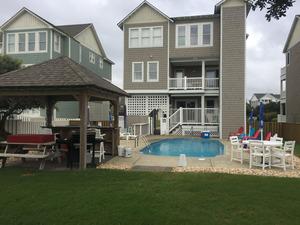 Yard and Pool