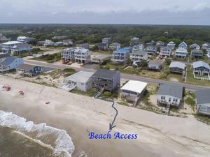 Exterior / Beach Access