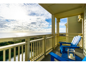 Covered Porch / View