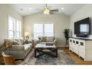 Living Area - 2nd Level Southwest