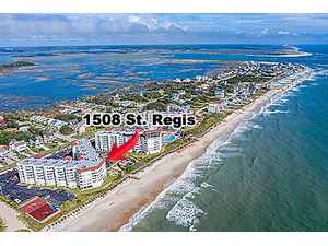 St. Regis Aerial View